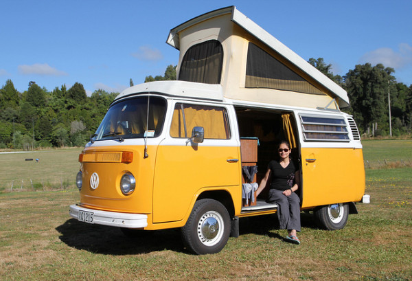 If I won the lottery... travel the world in a campervan