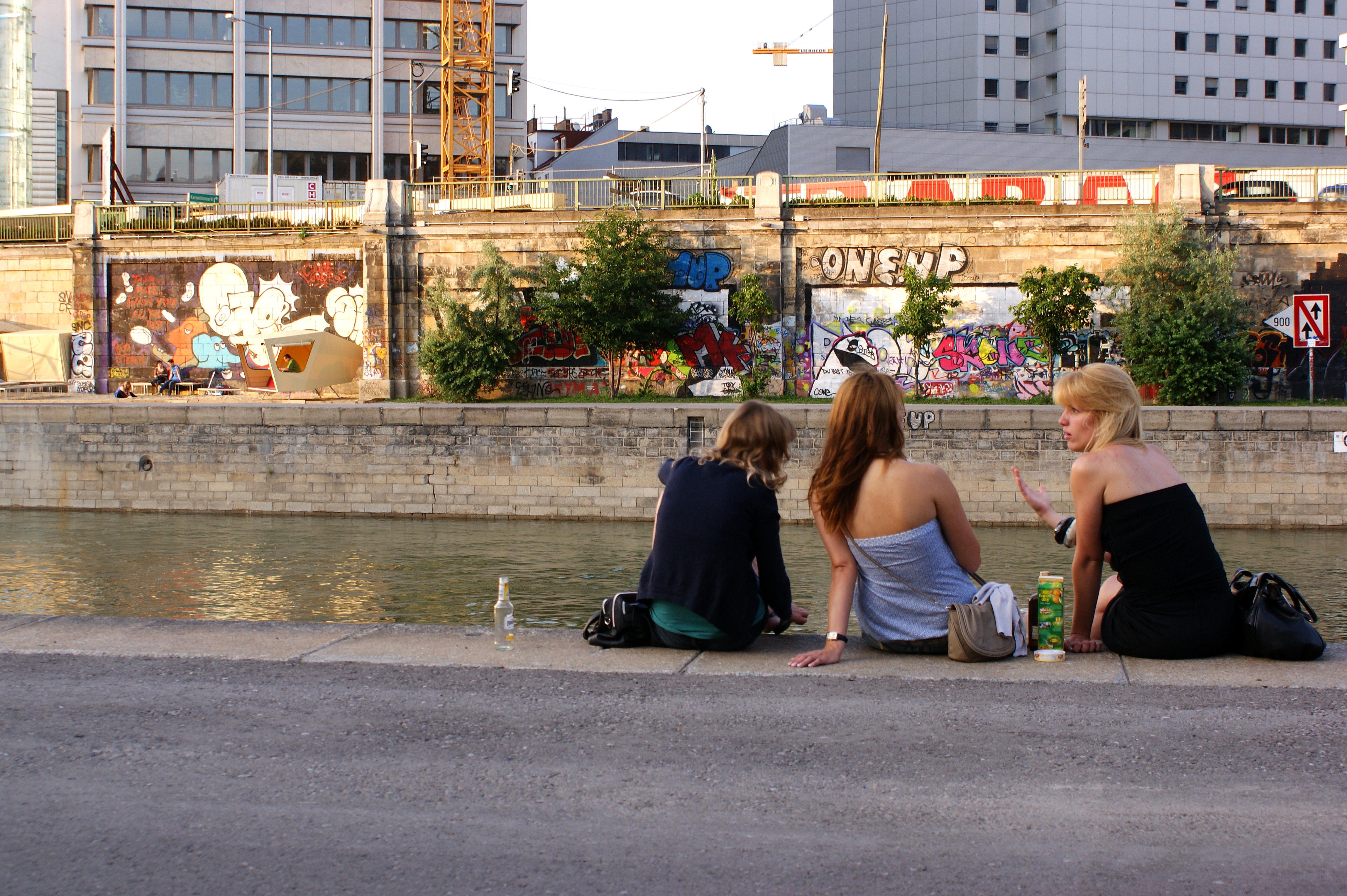 cool neighbourhoods of vienna