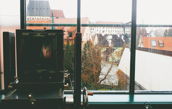 Views from Photo Studio