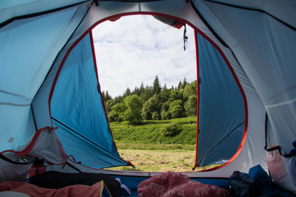 camping with heimplanet