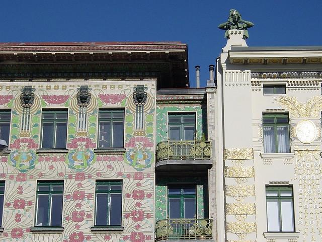 cool neighbourhoods in vienna