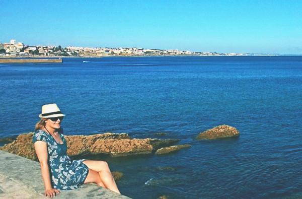 Beth by the beach