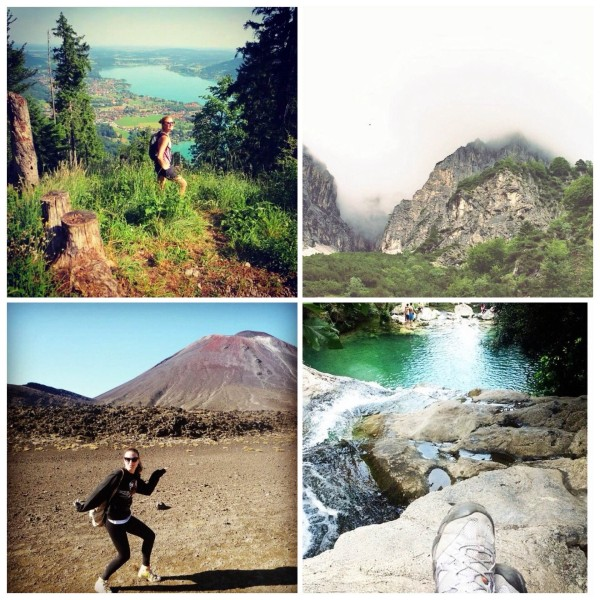 Taking a hike #dailytravelette travelettes instagram