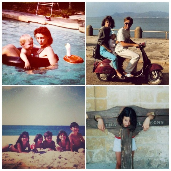 TBT family holidays #dailytravelette travelettes instagram