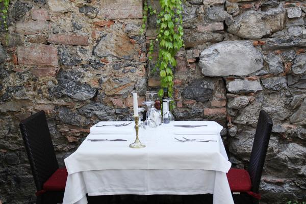 Spajza Restaurant Ljubljana Table