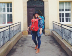 Introducing our Travelette Bestival Reporter!