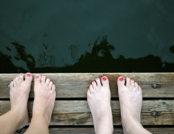 It's a family portrait: Two weeks near Lake Garda