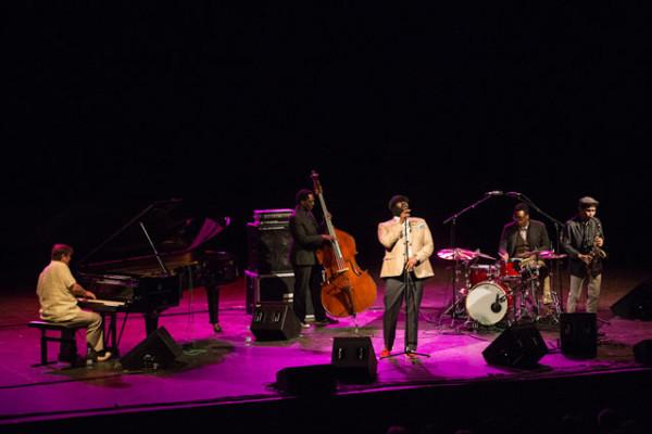 Gregory Porter, Križanke, 4.7.201455. jazz festival Ljubljana