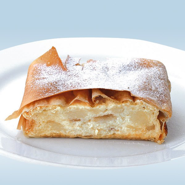 milk cream strudel / day trips from vienna / kathi kamleitner