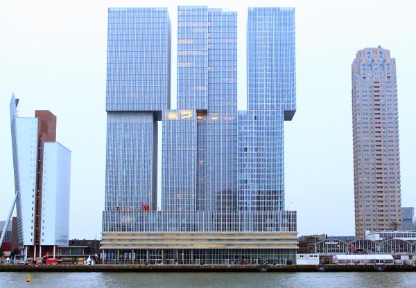 De Rotterdam Building
