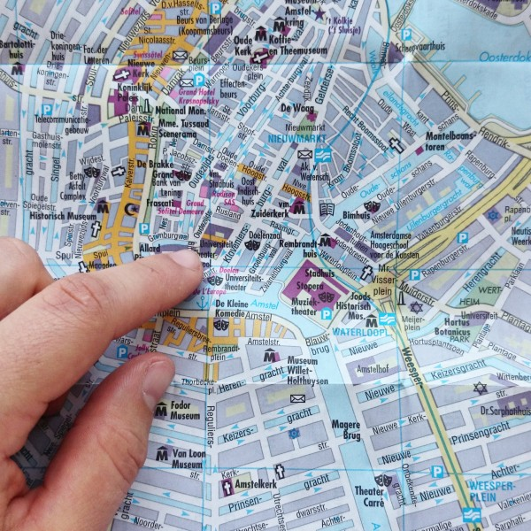 travelettes guide to city trips - maps / kathi kamleitner