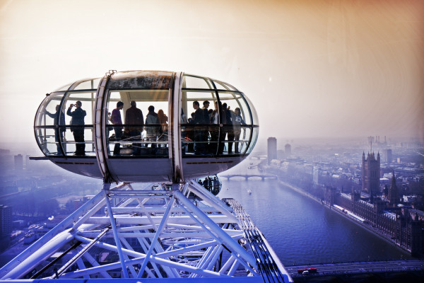 London Eye - Stig Nygaard - Creative Commons Photo