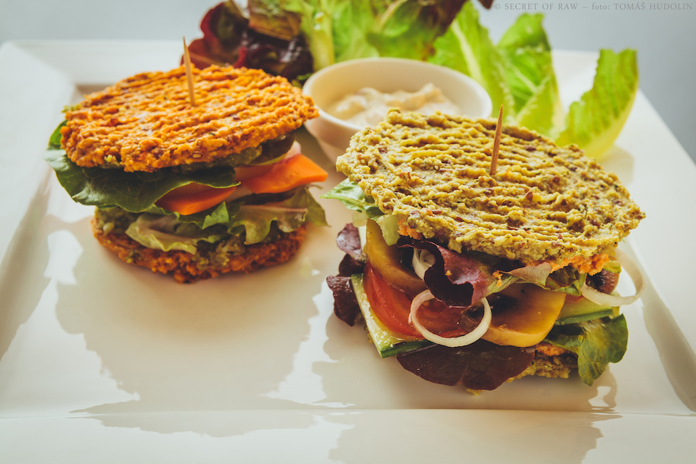 the best 5 Vegan Eateries in Prague / Randi Delano