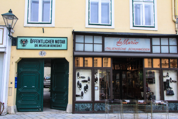 baden / day trips from vienna / kathi kamleitner