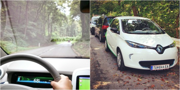 e-car, road trip / day trips from vienna / kathi kamleitner