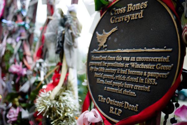 Anthony Abbott cross bones london