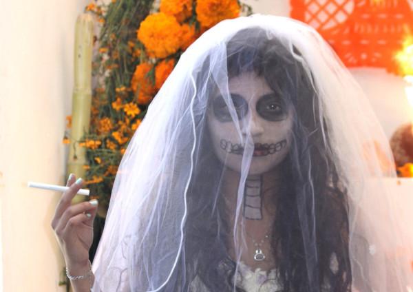 The Leading Ladies of Dia de los Muertos