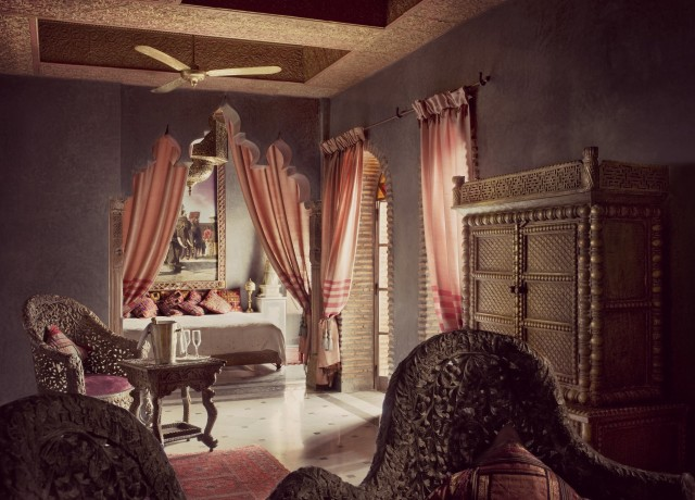 Hotels we Love: La Sultana, Marrakech