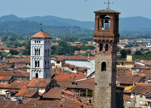 10 Things To Do in Lucca