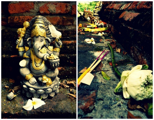 ayuthaya edit Collage