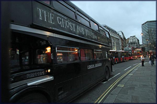 ghost bus tour Rudi