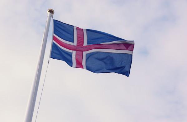 iceland flag_Frances M Thompson