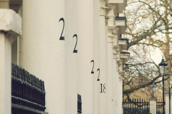 london house numbers street_Frances M Thompson