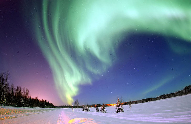 How to find the Northern Lights