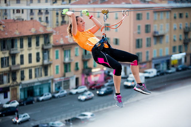 Exploring Nice with Pop in the City, the ultimate urban adventure race for women