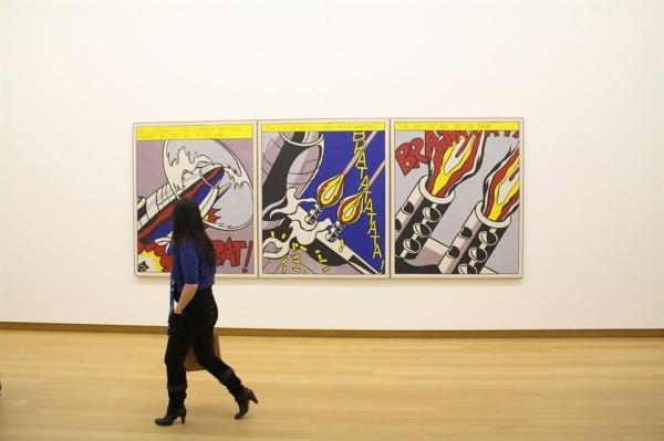 roy lichtenstein at the stedelijk museum - Frances M Thompson