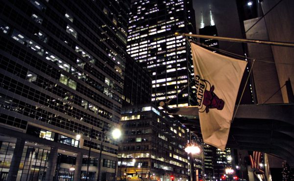 Cool Things to do in Chicago in Winter - Emily Perkinson - Chicago Bulls