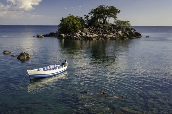 malawi - lake malawi - likoma island