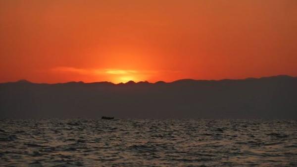 malawi - sunset