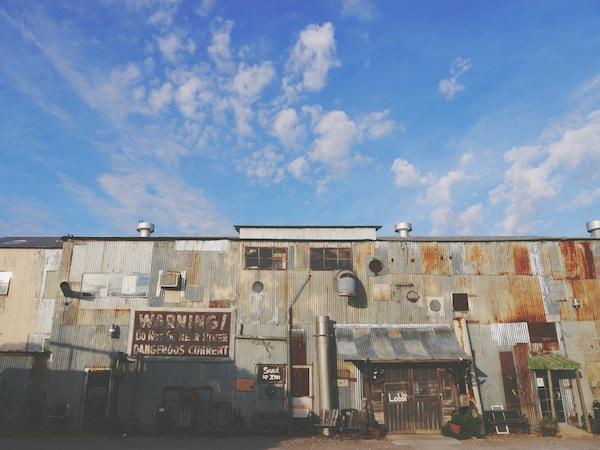 travelettes marie colinet clarksdale mississippi shack up inn cotton gin inn