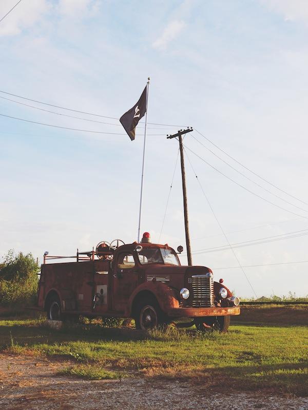 travelettes marie colinet clarksdale mississippi shack up inn truck