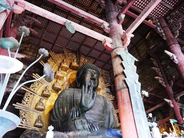 travelettes marie colinet japan nara buddha daibutsu