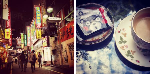 travelettes marie colinet japan tokyo kyushu Kumamon