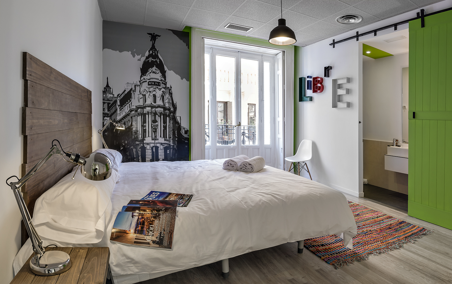 10 awesome hostels around the world - U Hostels Madrid Spain