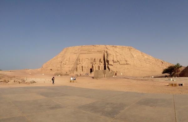 Along the Nile in Egypt - Lilian Lee - Abu Simbel 1
