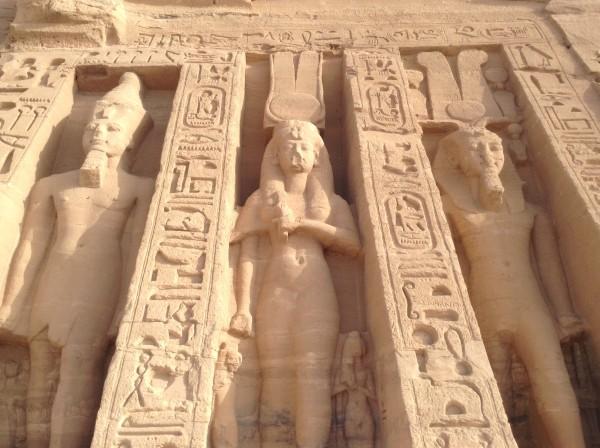Along the Nile in Egypt - Lilian Lee - Abu Simbel 3