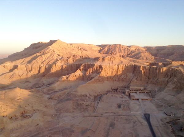 Along the Nile in Egypt - Lilian Lee - Hatshepsut