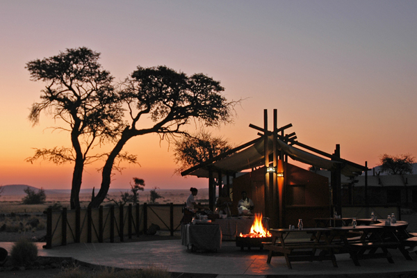 Glamping in the Desert - 5 Cool Tent Camps - Desert Camp Namibia