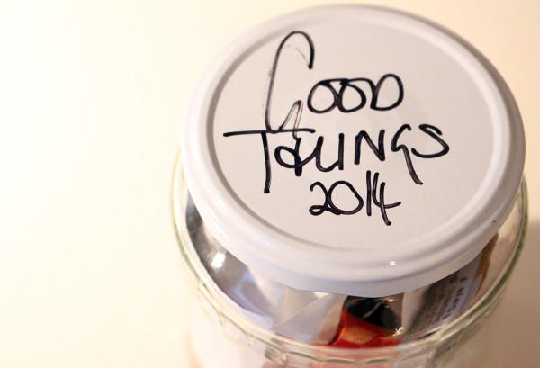 Good Things 2014 Jar
