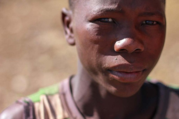 Himba in Namibia - Lesley Carter 2
