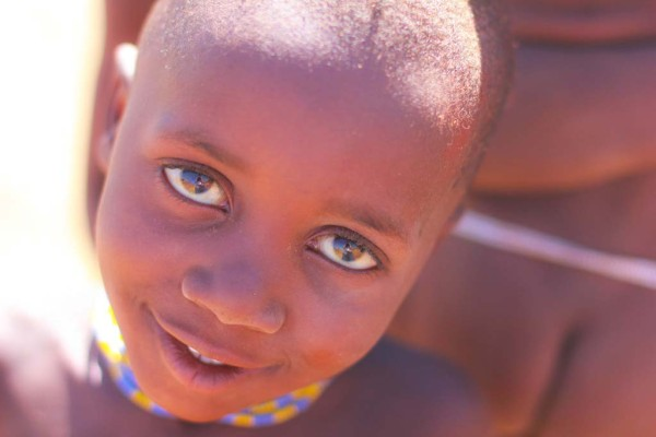 Himba in Namibia - Lesley Carter 3