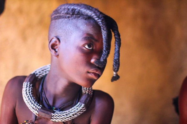 Himba in Namibia - Lesley Carter 7
