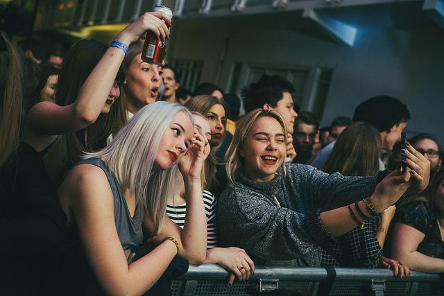 Iceland Airwaves Festival - Copyright © 2014 Alexander Matukhno.