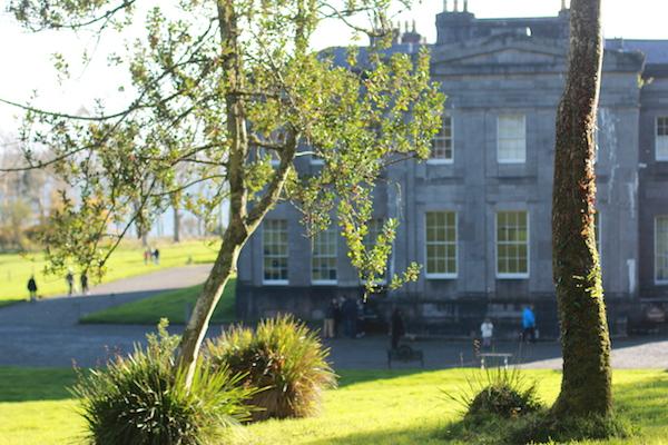 Sligo, Ireland - Elizabeth Rushe - Lissadell House