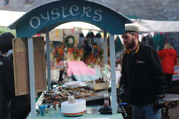 Sligo, Ireland - Elizabeth Rushe - Lissadell oysters 3