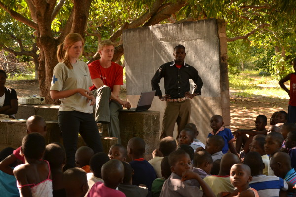 Volunteering in Zimbabwe with ICS - Kelly Diggle 3